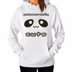 Sudadera Unbearably Cute Kawaii Unisex