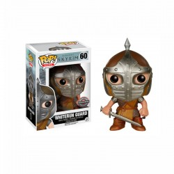 Figura WHITERUN GUARD! Games Vinil