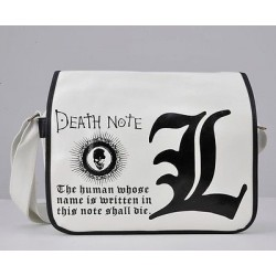 Bandolera Death Note negra