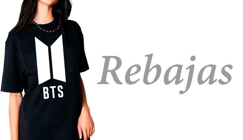camiseta BTS