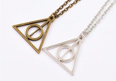 colgantes Harry Potter